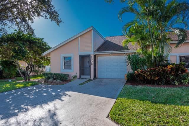 8306 Springtree Road A, Boca Raton, FL 33496 (MLS #RX-10590177) :: Berkshire Hathaway HomeServices EWM Realty