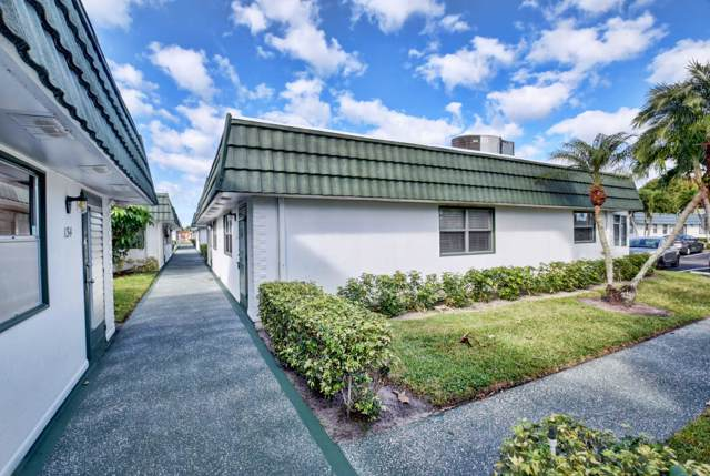 135 Waterford F, Delray Beach, FL 33446 (#RX-10590222) :: Ryan Jennings Group