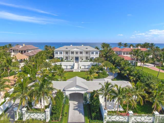 640 S Ocean Boulevard, Manalapan, FL 33462 (#RX-10590227) :: Ryan Jennings Group