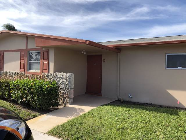 2955 Crosley Drive W G, West Palm Beach, FL 33415 (#RX-10590230) :: Ryan Jennings Group