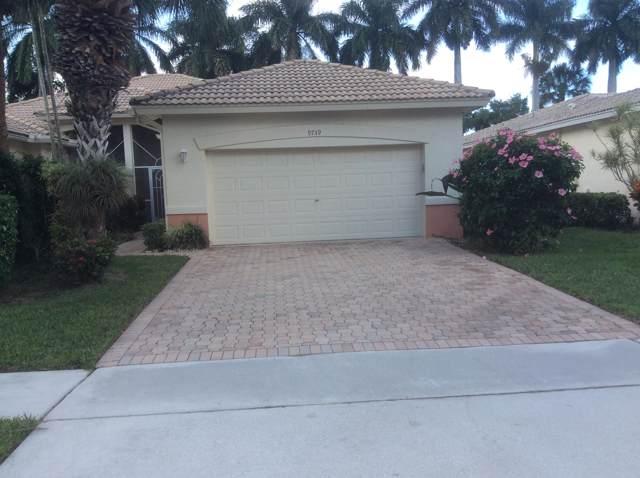 9759 S Crescent View Drive, Boynton Beach, FL 33437 (#RX-10590247) :: Ryan Jennings Group
