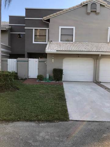 5285 Monterey Circle H, Delray Beach, FL 33484 (#RX-10590263) :: Ryan Jennings Group