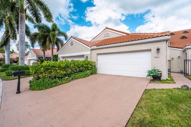 7421 Campo Florido, Boca Raton, FL 33433 (#RX-10590310) :: Ryan Jennings Group