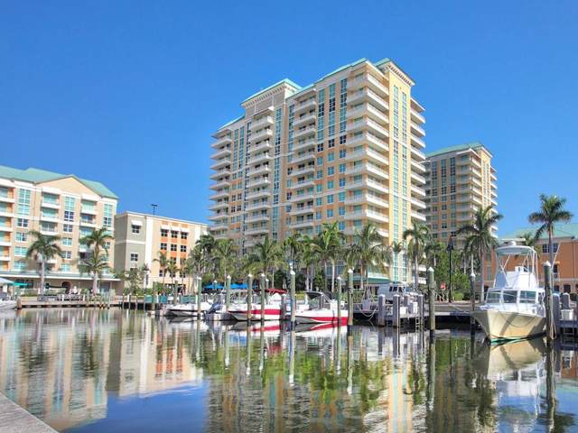 700 E Boynton Beach Boulevard #1606, Boynton Beach, FL 33435 (MLS #RX-10590321) :: Berkshire Hathaway HomeServices EWM Realty