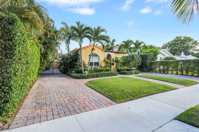 812 Park Place, West Palm Beach, FL 33401 (#RX-10590334) :: Ryan Jennings Group