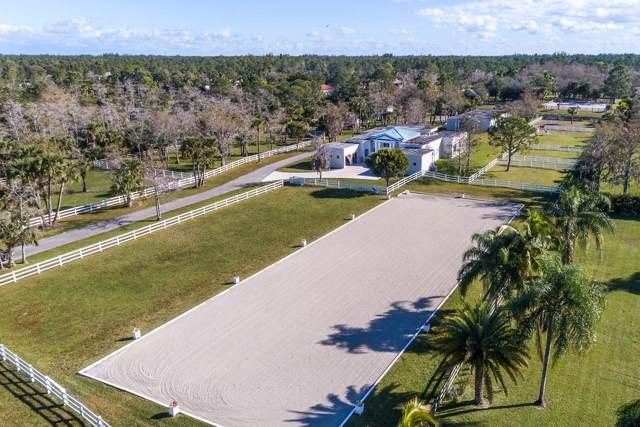 2258 Palm Deer Drive, Loxahatchee, FL 33470 (MLS #RX-10590360) :: Berkshire Hathaway HomeServices EWM Realty