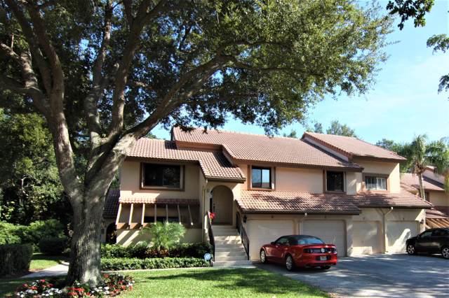 5570 Coach House Circle F, Boca Raton, FL 33486 (#RX-10590401) :: Ryan Jennings Group