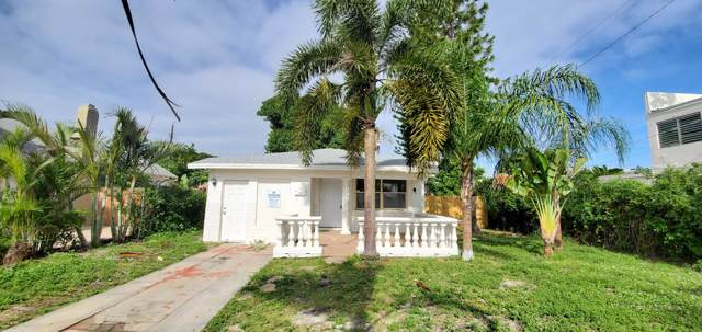 611 47th Street, West Palm Beach, FL 33407 (#RX-10590441) :: Ryan Jennings Group