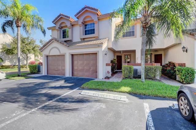 9517 Boca River Circle, Boca Raton, FL 33434 (#RX-10590474) :: Ryan Jennings Group