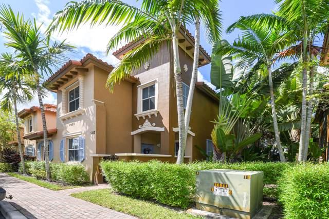 2923 Hope Valley Street #507, West Palm Beach, FL 33411 (#RX-10590500) :: Ryan Jennings Group