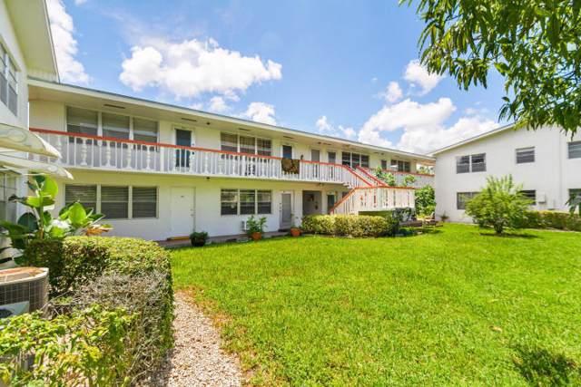 357 Sheffield O #357, West Palm Beach, FL 33417 (#RX-10590565) :: Ryan Jennings Group