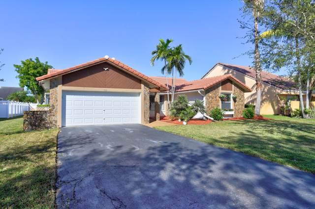 412 NW 113th Avenue, Coral Springs, FL 33071 (#RX-10590573) :: Ryan Jennings Group