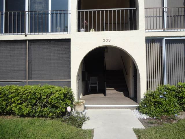 303 Knotty Pine Circle A-2, Greenacres, FL 33463 (#RX-10590624) :: Ryan Jennings Group
