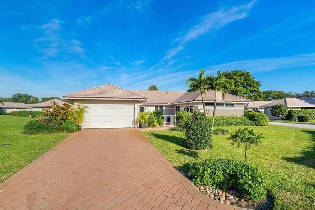 14 N Garden Drive, Boynton Beach, FL 33436 (#RX-10590663) :: Ryan Jennings Group