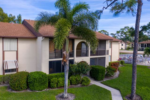 332 Knotty Pine Circle D-1, Greenacres, FL 33463 (#RX-10590669) :: Ryan Jennings Group