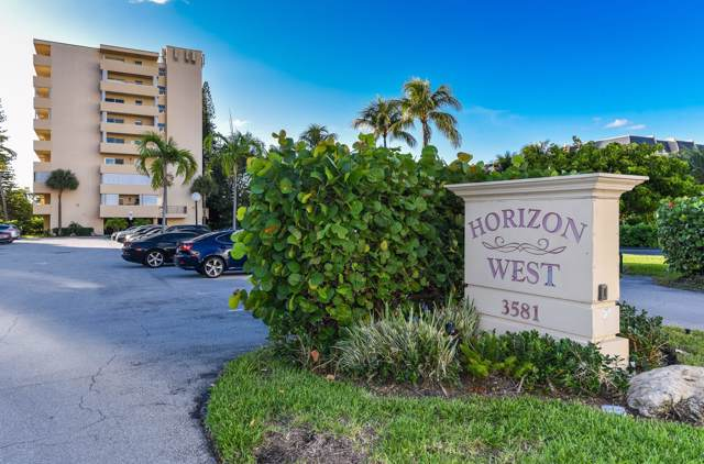 3581 S Ocean Boulevard 6A, South Palm Beach, FL 33480 (#RX-10590679) :: Baron Real Estate