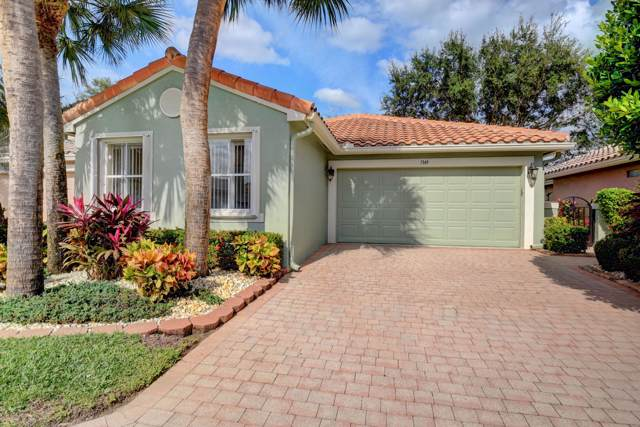 7149 Whitfield Avenue, Boynton Beach, FL 33437 (MLS #RX-10590712) :: Berkshire Hathaway HomeServices EWM Realty