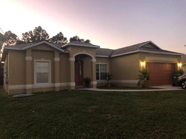 5520 NW Ligon Circle, Port Saint Lucie, FL 34983 (MLS #RX-10590746) :: Laurie Finkelstein Reader Team