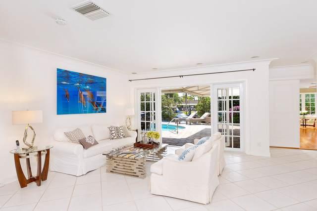 5231 NE 32nd Avenue, Fort Lauderdale, FL 33308 (MLS #RX-10590747) :: Berkshire Hathaway HomeServices EWM Realty