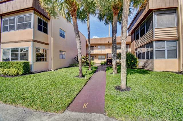 516 Normandy K, Delray Beach, FL 33484 (#RX-10590754) :: Ryan Jennings Group