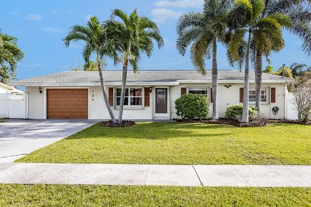 124 Yucatan Drive, Palm Springs, FL 33461 (#RX-10590795) :: Ryan Jennings Group