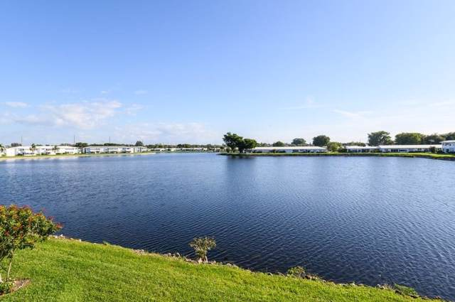 1118 Lake Terrace Terrace 210 H, Boynton Beach, FL 33426 (#RX-10590796) :: Ryan Jennings Group