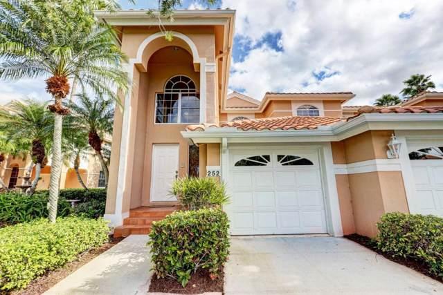252 Legendary Circle, Palm Beach Gardens, FL 33418 (#RX-10590816) :: Ryan Jennings Group
