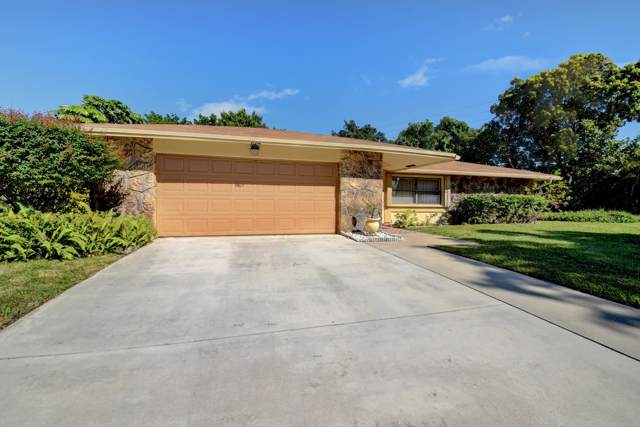 967 NW 23rd Lane, Delray Beach, FL 33445 (#RX-10590841) :: Ryan Jennings Group