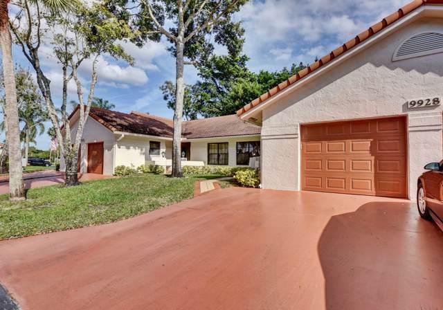 9928 W Pavarotti Terrace #103, Boynton Beach, FL 33437 (#RX-10590877) :: Ryan Jennings Group