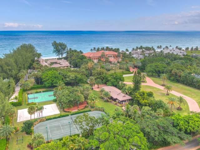 12510 Seminole Beach Road, North Palm Beach, FL 33408 (MLS #RX-10590899) :: Berkshire Hathaway HomeServices EWM Realty