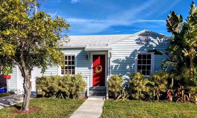 718 N M Street, Lake Worth, FL 33460 (#RX-10590908) :: Ryan Jennings Group