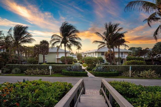 5500 Old Ocean Boulevard #107, Ocean Ridge, FL 33435 (#RX-10590935) :: The Reynolds Team/ONE Sotheby's International Realty