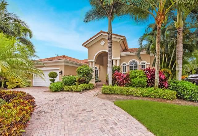 8054 Laurel Ridge Ct, Delray Beach, FL 33446 (MLS #RX-10590954) :: Berkshire Hathaway HomeServices EWM Realty
