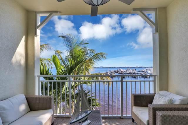 975 NW Flagler Avenue #303, Stuart, FL 34994 (MLS #RX-10591076) :: Berkshire Hathaway HomeServices EWM Realty