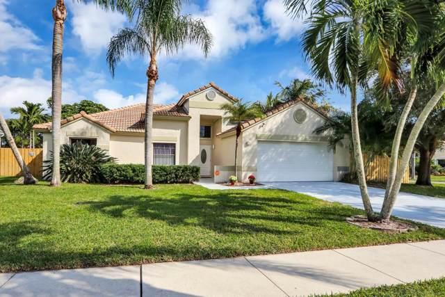 24 Dogwood Circle, Boynton Beach, FL 33436 (#RX-10591089) :: Ryan Jennings Group