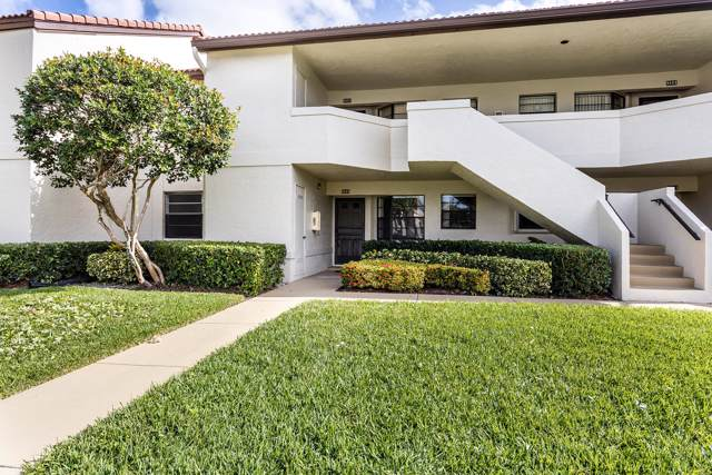 5835 Parkwalk Drive #313, Boynton Beach, FL 33472 (#RX-10591100) :: Ryan Jennings Group