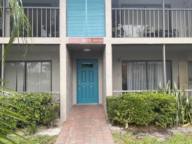 9875 Pineapple Tree Drive #109, Boynton Beach, FL 33436 (#RX-10591115) :: Ryan Jennings Group