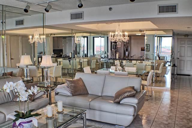 7030 Half Moon Circle #518, Hypoluxo, FL 33462 (MLS #RX-10591125) :: Castelli Real Estate Services