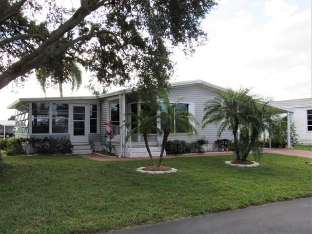 468 Hemingway Terrace F-16, Fort Pierce, FL 34982 (#RX-10591127) :: Ryan Jennings Group
