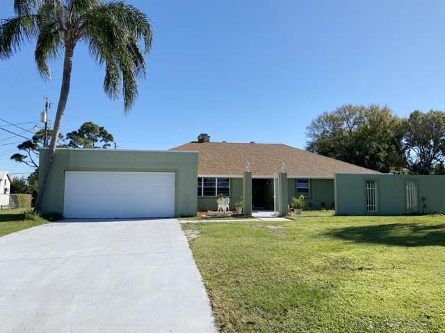 321 Olive Avenue, Port Saint Lucie, FL 34952 (#RX-10591159) :: Ryan Jennings Group
