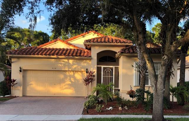 408 NW Sunview Way, Port Saint Lucie, FL 34986 (#RX-10591162) :: Ryan Jennings Group