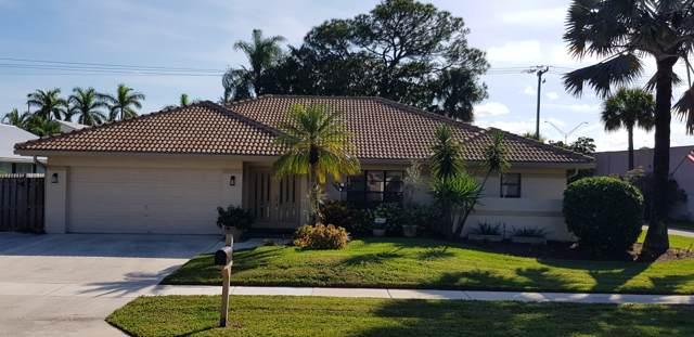 1598 SW 15th Street, Boca Raton, FL 33486 (#RX-10591205) :: Ryan Jennings Group