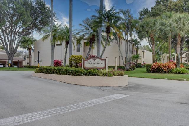 6501 Pumpkin Seed Circle #124, Boca Raton, FL 33433 (#RX-10591208) :: Ryan Jennings Group