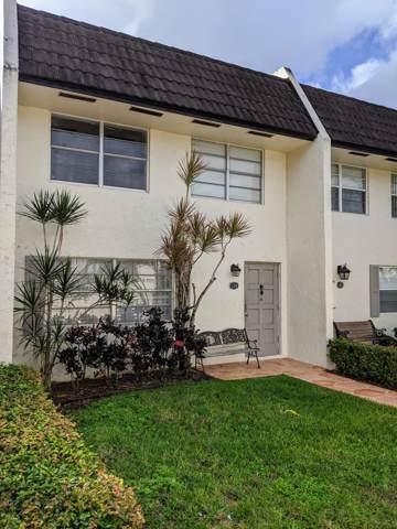 9050 NW 28 Street #110, Coral Springs, FL 33065 (#RX-10591211) :: Ryan Jennings Group