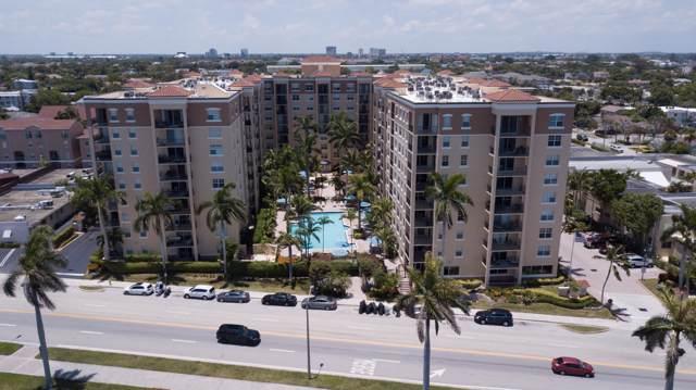 1801 N Flagler Drive #222, West Palm Beach, FL 33407 (#RX-10591354) :: Ryan Jennings Group