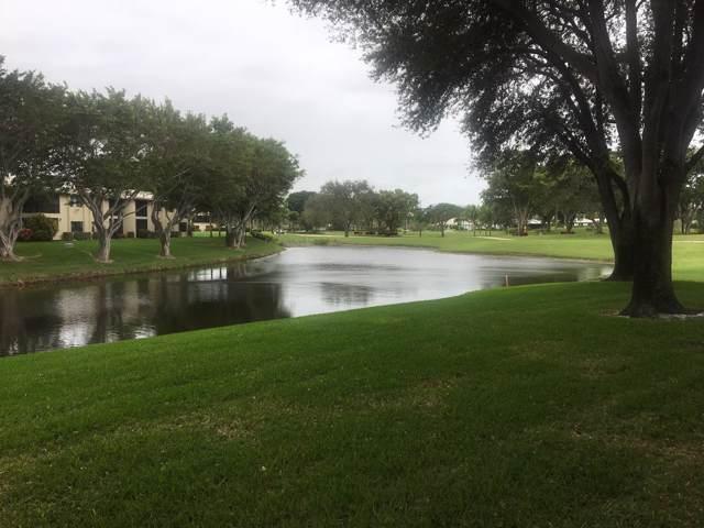 17 Stratford Drive E, Boynton Beach, FL 33436 (MLS #RX-10591402) :: The Paiz Group