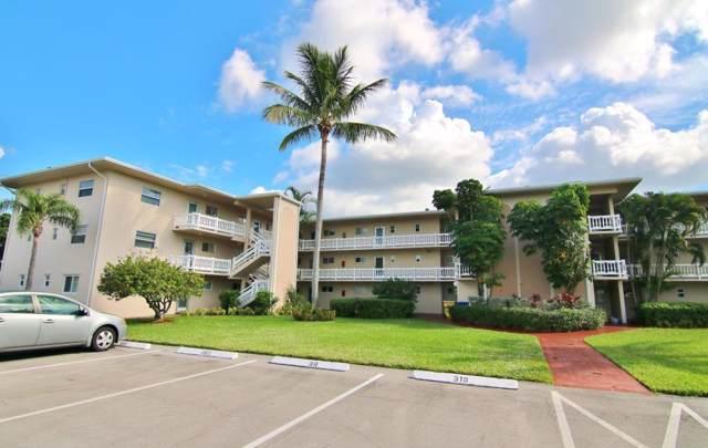 2769 Garden Drive S #307, Palm Springs, FL 33461 (#RX-10591467) :: Ryan Jennings Group
