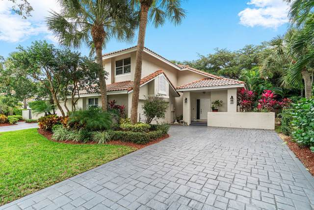 5254 NW 22nd Avenue, Boca Raton, FL 33496 (MLS #RX-10591472) :: Berkshire Hathaway HomeServices EWM Realty