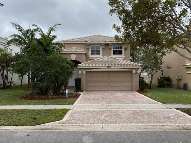 2136 Reston Circle, Royal Palm Beach, FL 33411 (#RX-10591475) :: Ryan Jennings Group