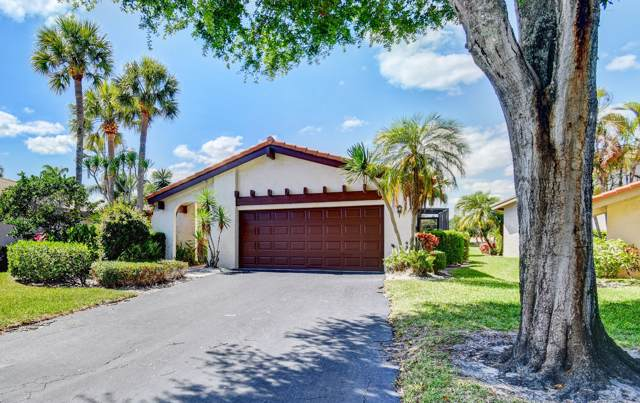 5645 Lakeview Mews Drive, Boynton Beach, FL 33437 (#RX-10591486) :: Ryan Jennings Group